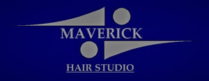 Maverick Hair Studio Logo